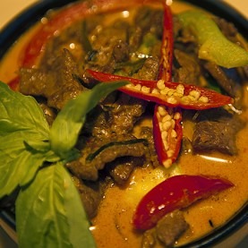 Boeuf Spicy Thai