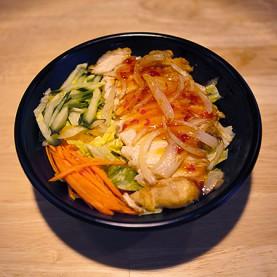 Salade Thaï au poulet
