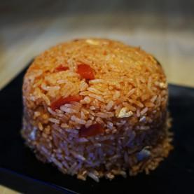 Riz cantonais thai