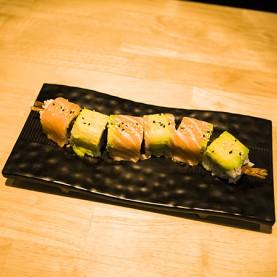 Avocat Maki Saumon