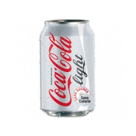 Coca-cola Light 33cl