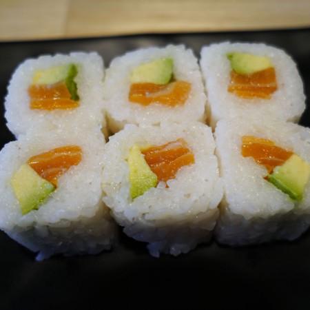 Yuki saumon avocat