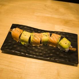 Japan Maki Saumon